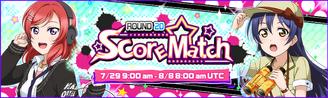 Score Match Round 20 EventBanner