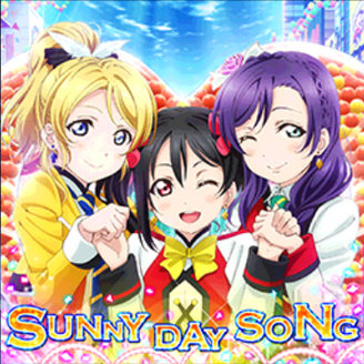 SUNNY DAY SONG