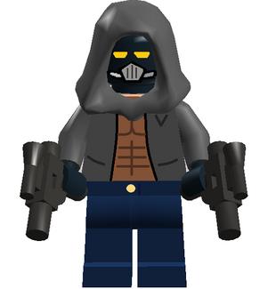 Grey Vigilante