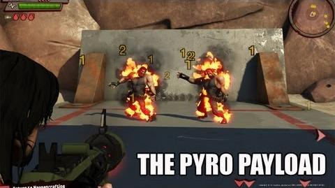How To Use the Pyro Fire Payload - What's Your Loadout - 09 22 12