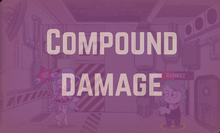 Magical Girl Compound Damage