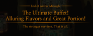 Amber Midnight The Ultimate Buffet Ending