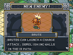 New enemy brute