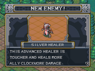 New enemy silver healer