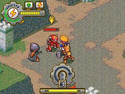 Sapper battle