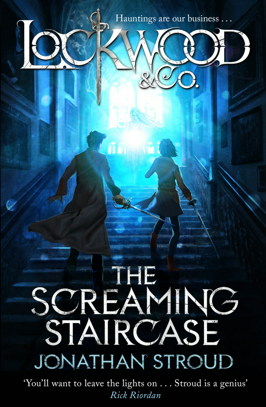 The Screaming Staircase | Lockwood & Co. Wikia | FANDOM