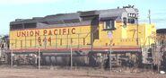 UP 844 GP30