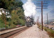765 New River Train 1985