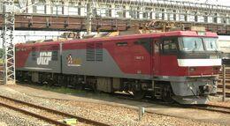JR Freight Class EH500