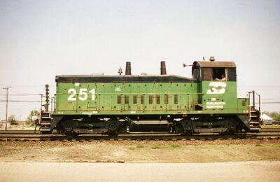 BN 251 IL Eola
