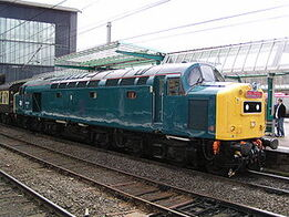BR Class 40