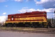 Boston and Maine GP9 77 2