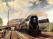 MainLines—FreightandPassengerbyGrifTeller,1949