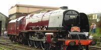 "LMS Coronation Class 6229 ""Duchess of Hamilton"""