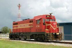 Ex ATSF CF7