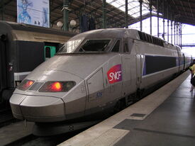 SNCF TGV-R 526 at Paris Gare du Nord