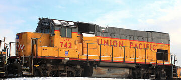 UnionPacificGP151