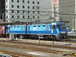 JR Freight Class EH200