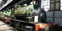 GWR Avonside Class SS