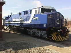 BHP AC6000CW