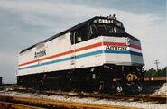 Former GO Amtrak F40PH