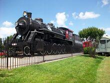 Gainesville midland 209 by cnw8646