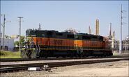 BNSF - Going Cabless