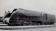 JNR C55 and C53 Streamlined