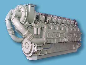 MK5000C Engine