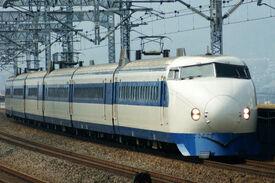 Shinkansen 0-series