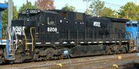 GE C39-8