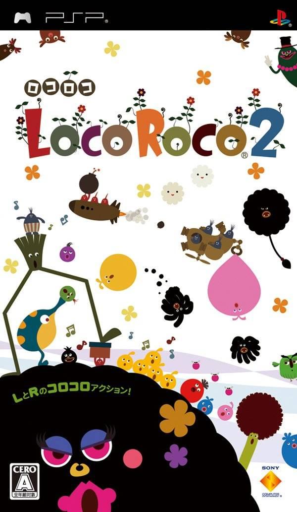 Loco Roco (USA) ISO PSP ISOs