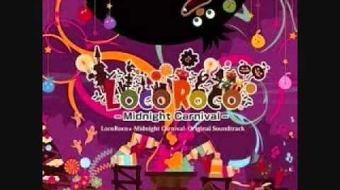 LocoRoco Midnight Carnival - Kuttetekaruna
