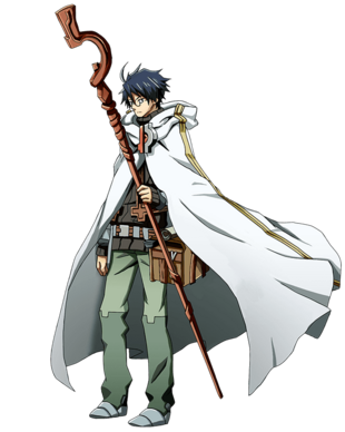 log horizon shiroe