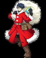 Shiroe sng christmas