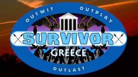 LoganWorm's Survivor Greece - Title Sequence (Merged Tribe)