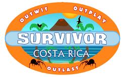 Survivor Costa Rica Logo