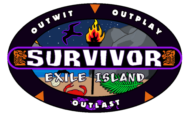 File:Survivor - Exile Island Logo Transparent.png