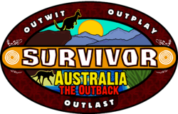 Survivor Australia - The Outback Logo