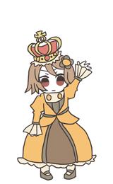 Questionmark queen