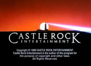 Castle Rock Entertainment Television 1990
