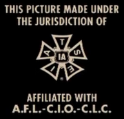 IATSE Man of Steel