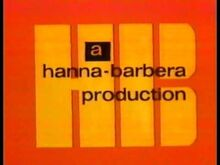 Hanna-Barbera old former logo