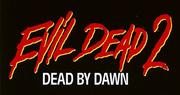 Evil Dead II Logo