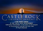 Castle Rock Entertainment Television 1997