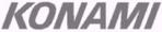 Konami Logo 1986 Wordmark