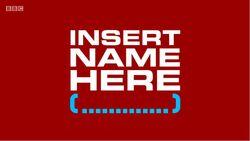 Insert Name Here