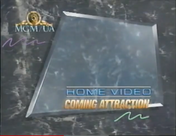 MGM UA Home Video Coming Attraction