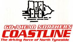 GAN Coastline logo 1991