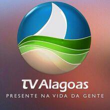 Nova logomarca 2014 da TV Alagoas